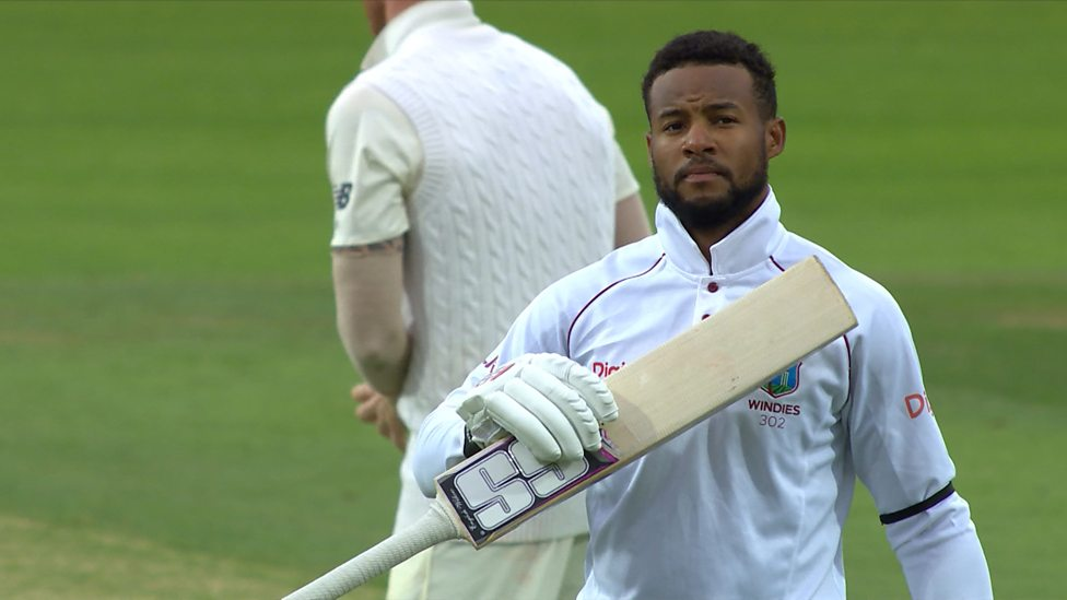 NZ vs WI, 1st Test: Shai Hope presents grandeur and steel for young visitors 4