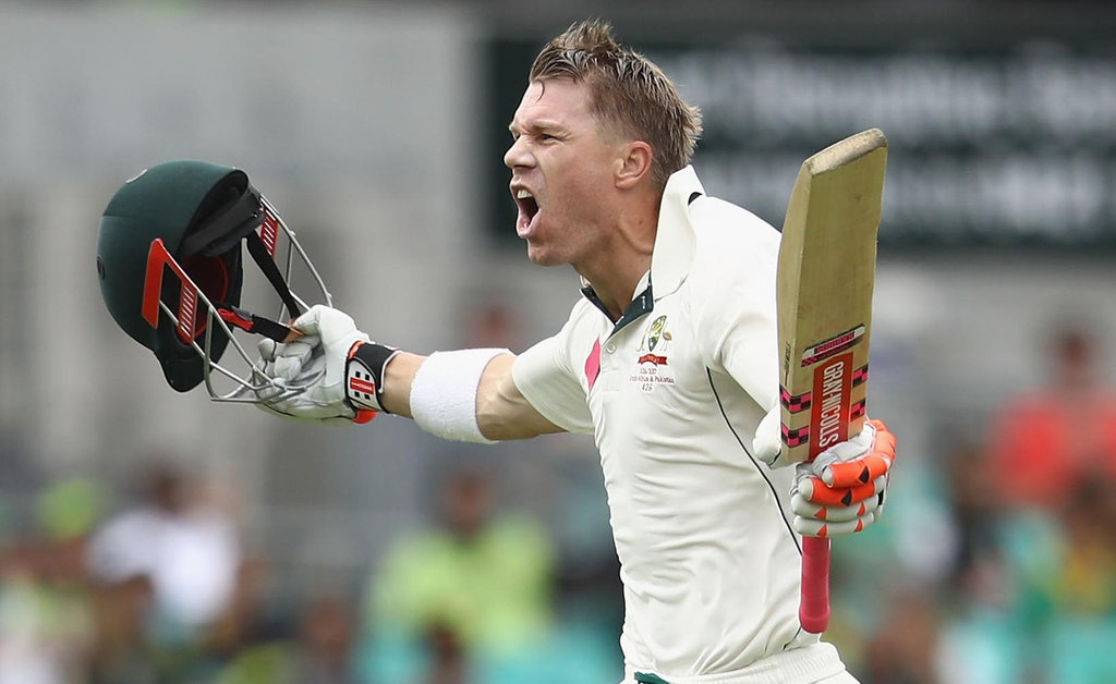 Ashes 2017-18: David Warner Finally Roars Aloud In Dramatic Boxing Day 15