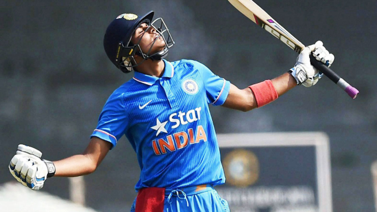 Yashasvi Jaiswal Scores An Unbeaten Century As India Trounces Pakistan 2