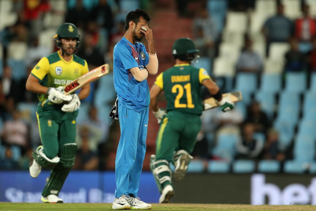 India's Wrist Spin Duo Build A Perfect Tempo In Shorter Versions Of The Game 4