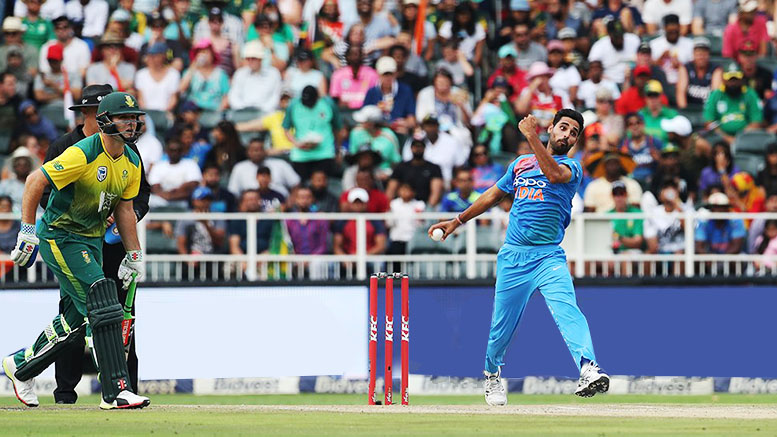 South Africa vs India 2018: Tourists Lose Batting Plot After Surrendering Impetus With The Ball 9