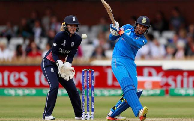 Smriti Mandhana continues her sterling ODI form against Proteas in T20s 4
