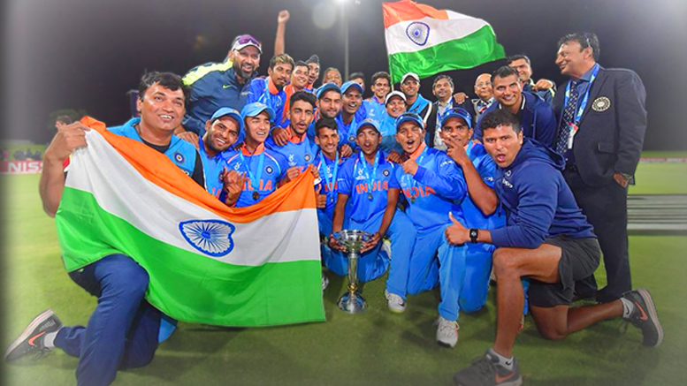 ICC U-19 WC: India's Journey To Stardom 4