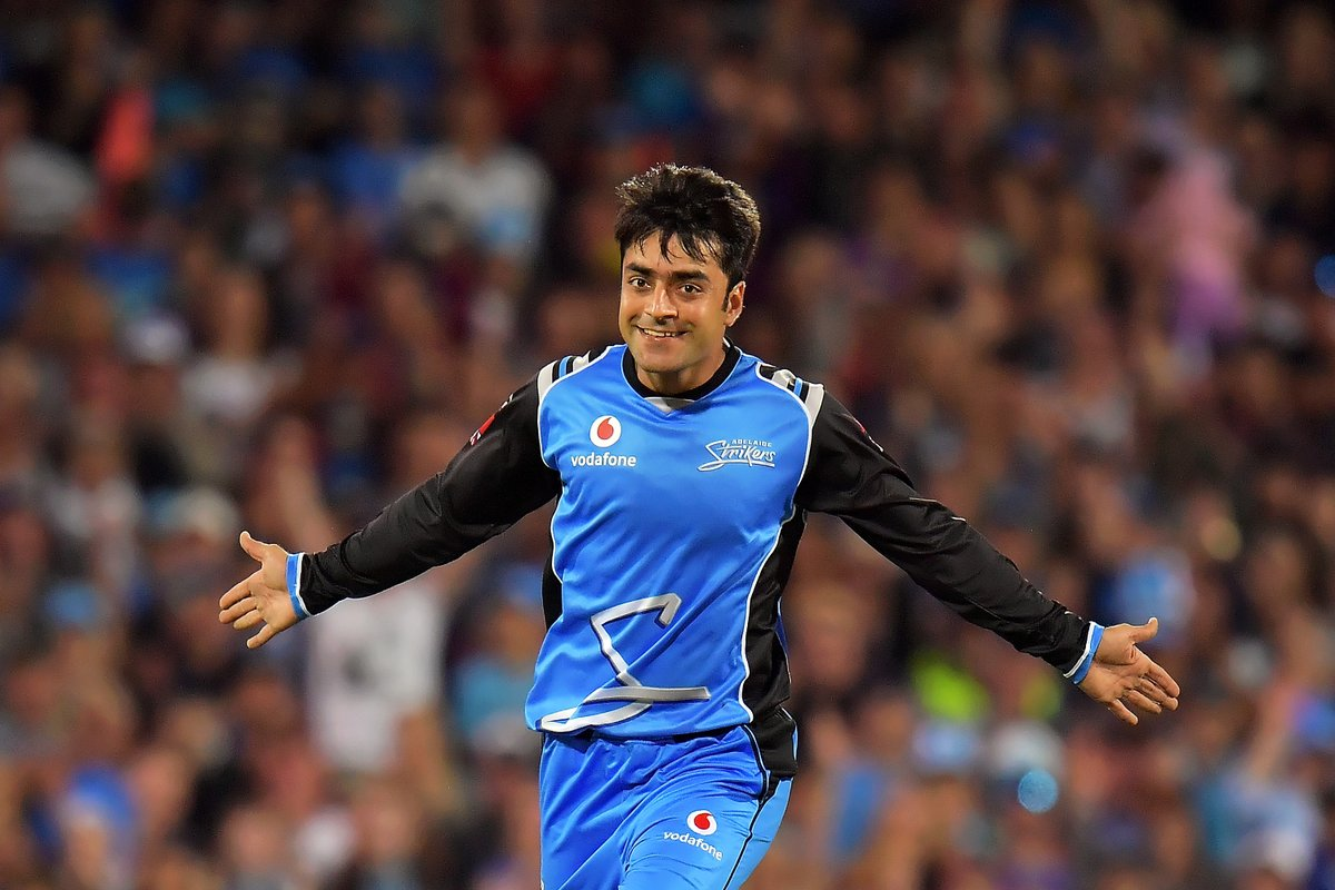 Rashid Khan: A World-Class Talent Finally Takes Centrestage 2