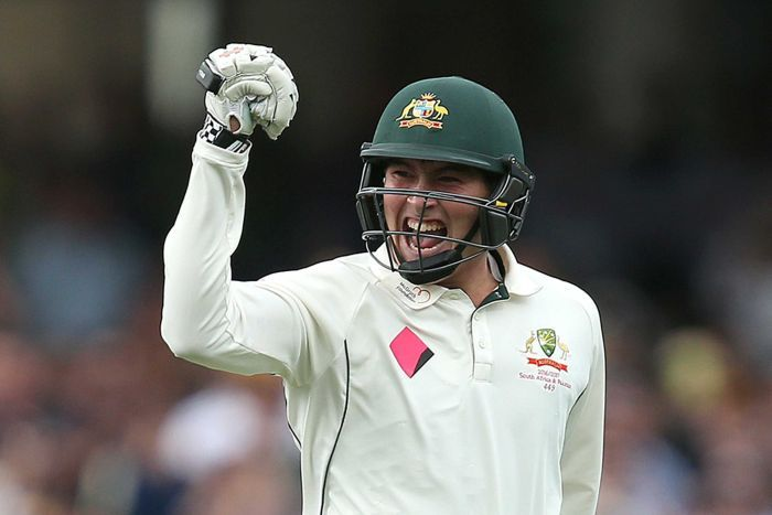 Matt Renshaw returns