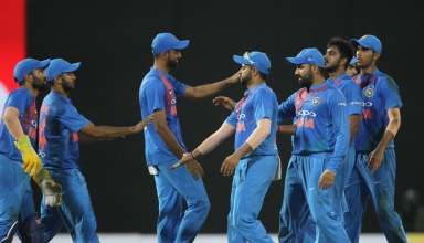 Nidhas trophy 2018 India vs Sri Lanka 4th T20I