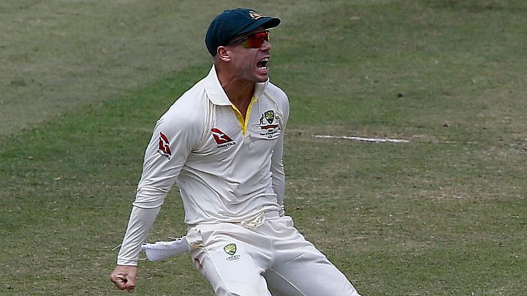 Ashes 2017-18: David Warner Finally Roars Aloud In Dramatic Boxing Day 12