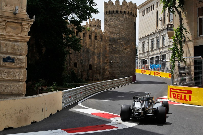 Baku Grand Prix