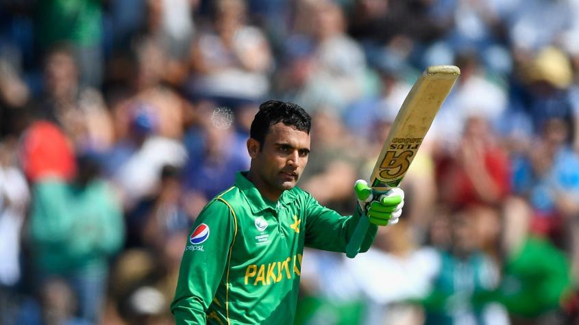 Fakhar Zaman (Image: ICC)