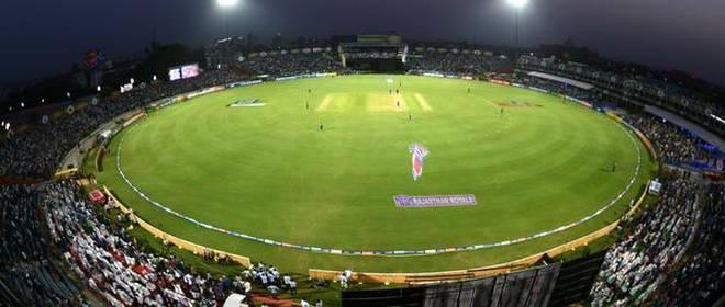 Sawai Mansingh stadium (Image: Businessline)