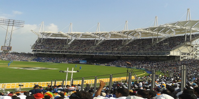 MCA Stadium, Pune to be the new CSK home (Image: Guru Mavin)