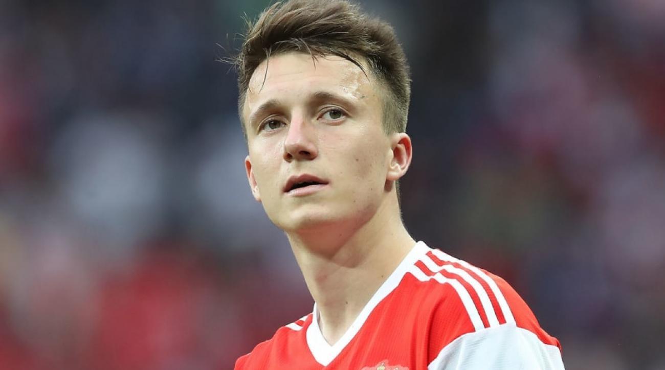 Alexandr Golovin