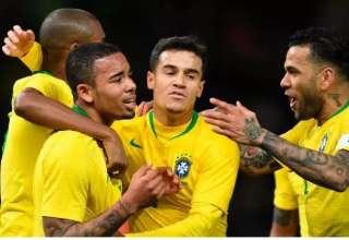 Brazil FIFA 2018 World Cup