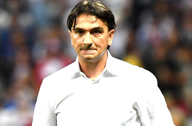 Dalic FIFA World Cup 2018