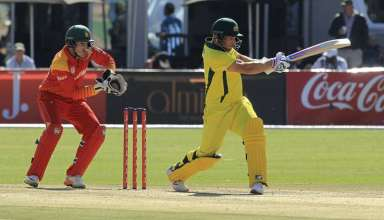 Australia Pakistan Zimbabwe
