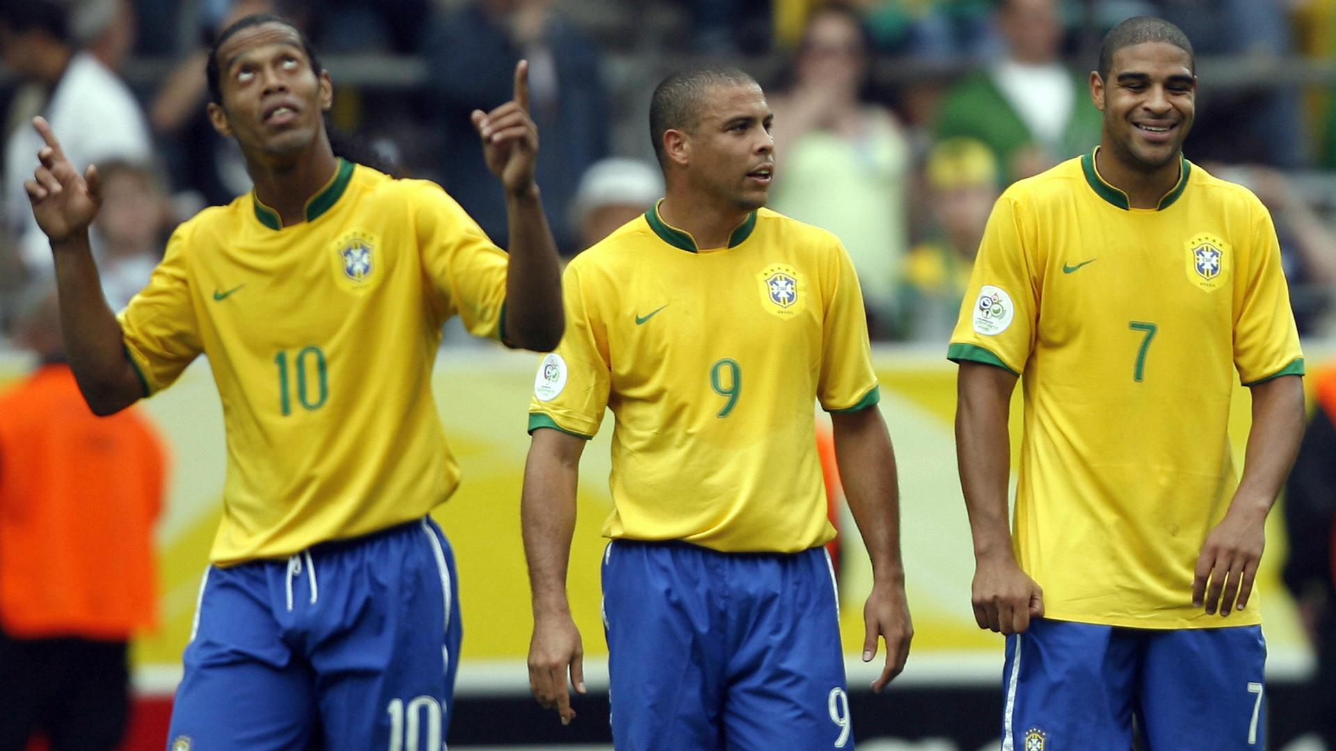 Ronaldo and Ronaldinho