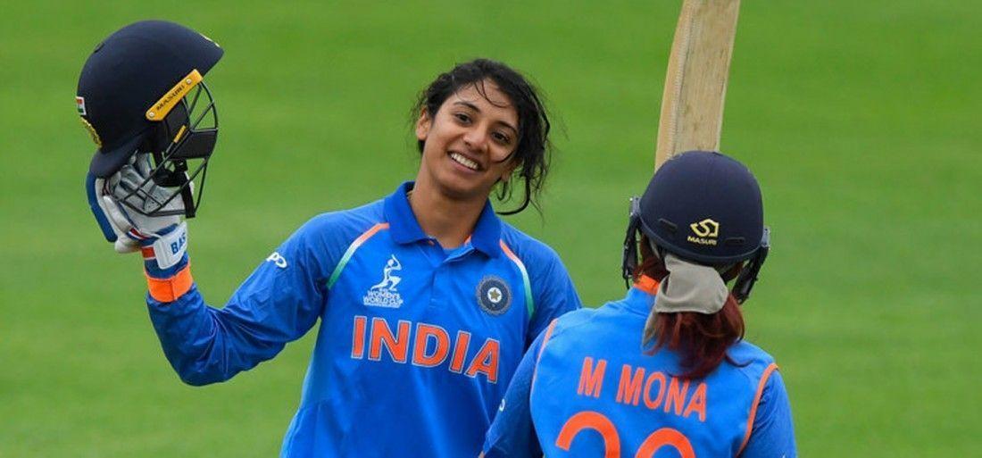 Smriti Mandhana, the Virender Sehwag of India Women's team (Image: MensXP.com)