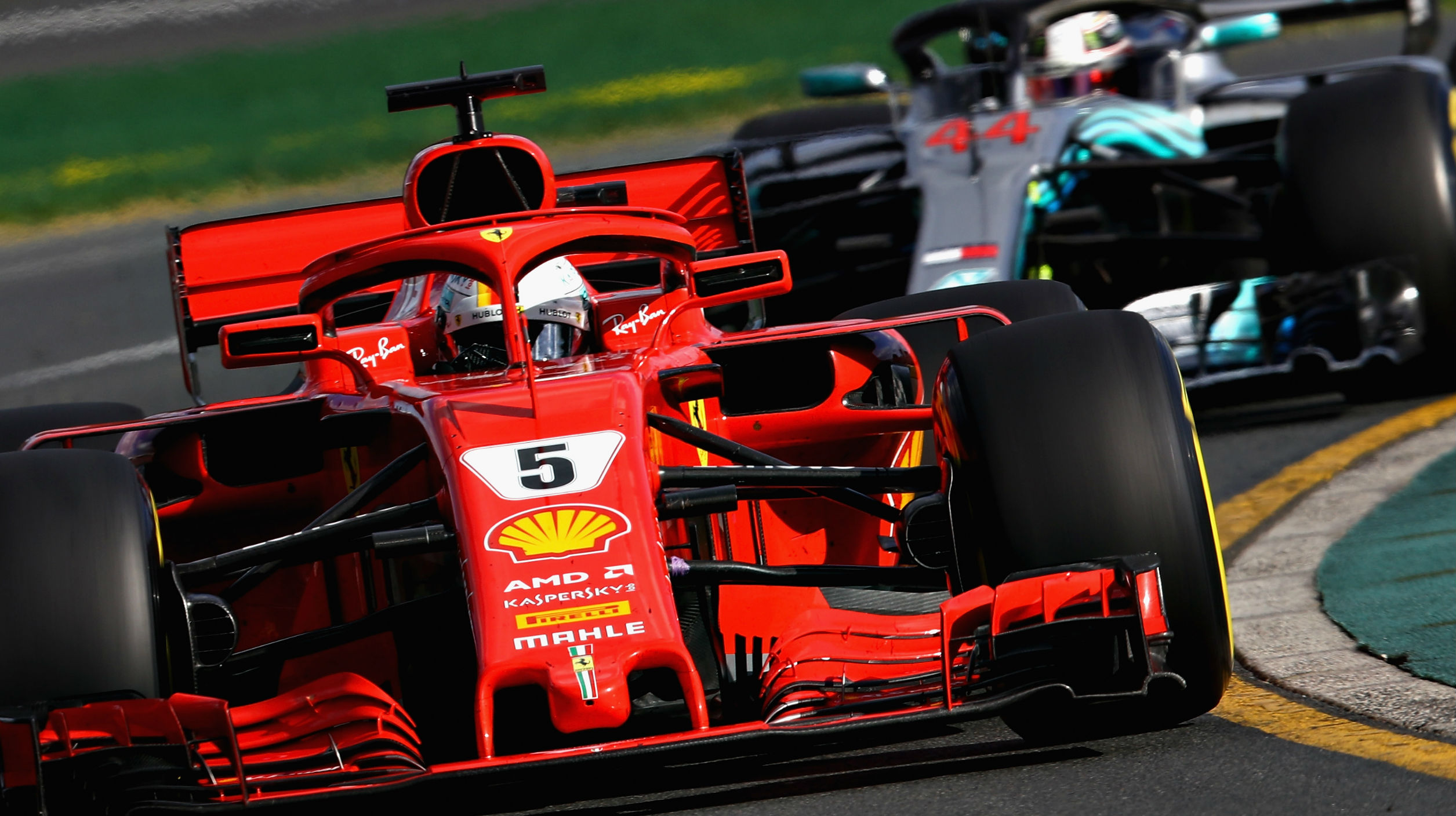 Sebastian Vettel  (Image: Sky Sports)