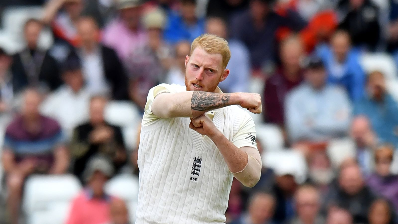 Ben Stokes has suffered a lot in the recent past (Image: SkySports)