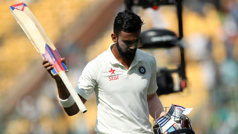 KL Rahul has failed consistently quality swing bowling (Image: Hindustan Times)