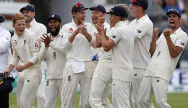 India England Test Series