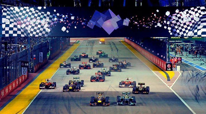 Singapore Grand Prix 2018: Can Vettel defeat Hamilton for Championship? 3
