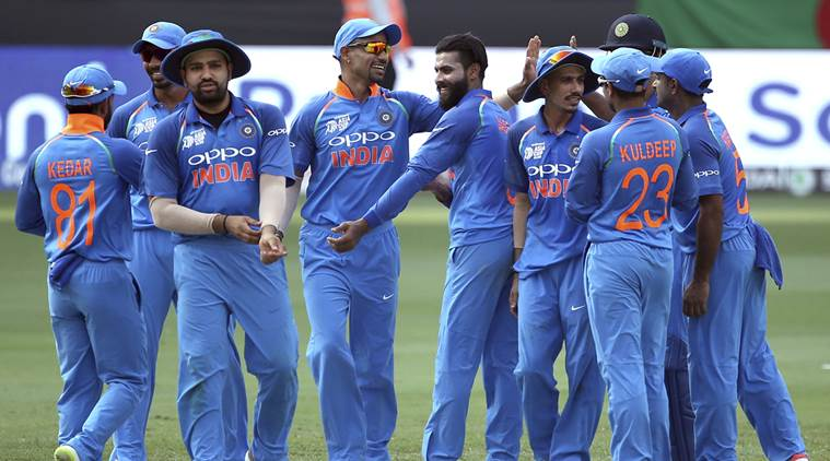 Team effort gave India an easy win against Bangladesh (Image: The Indian Express)