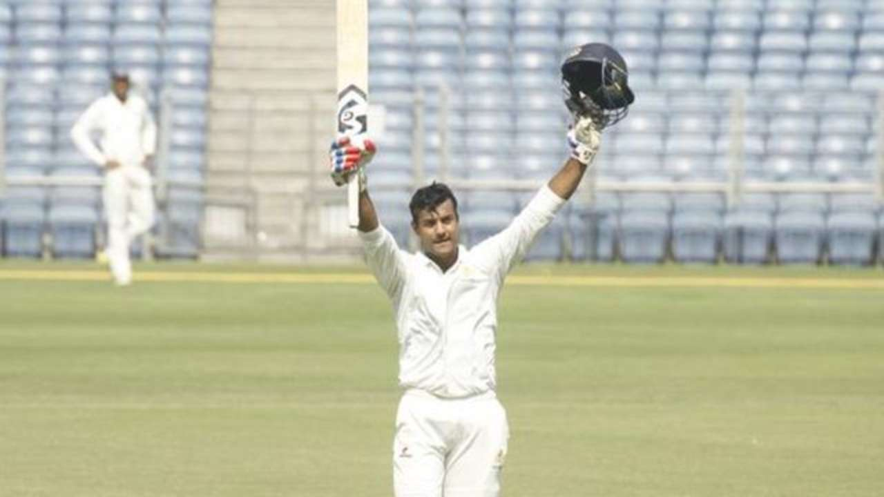 Mayank Agarwal will be extremely happy to break into the Indian side after scoring heavily in the domestic circuit (Image: DNA India)