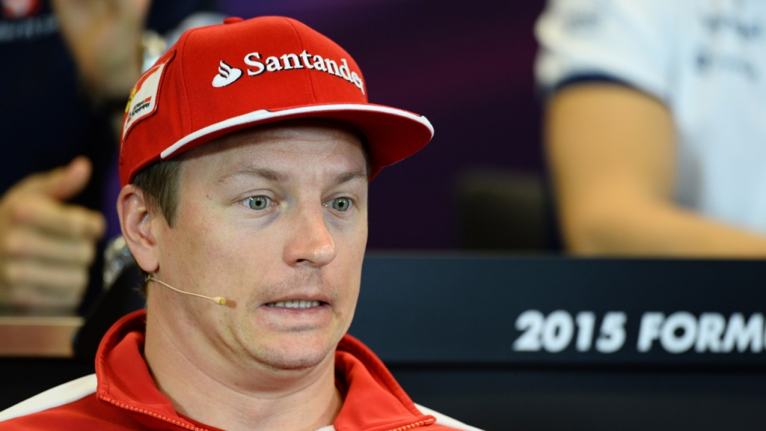 Raikkonen speaks what he feels and vice versa (Image: Formula One)