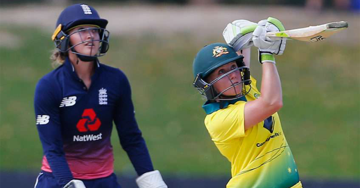 Alyssa Healy's form is a warning for bowlers ahead of the Women's World T20 1