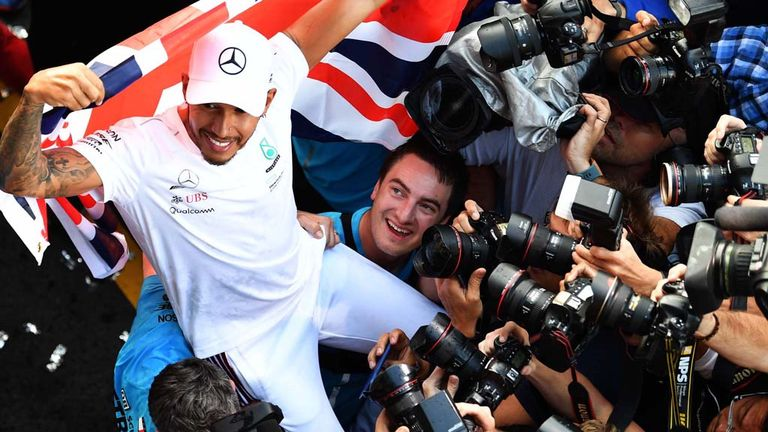 Lewis Hamilton is a deserving five time winner. Do you know why? (Image: Rapidleaks.com)