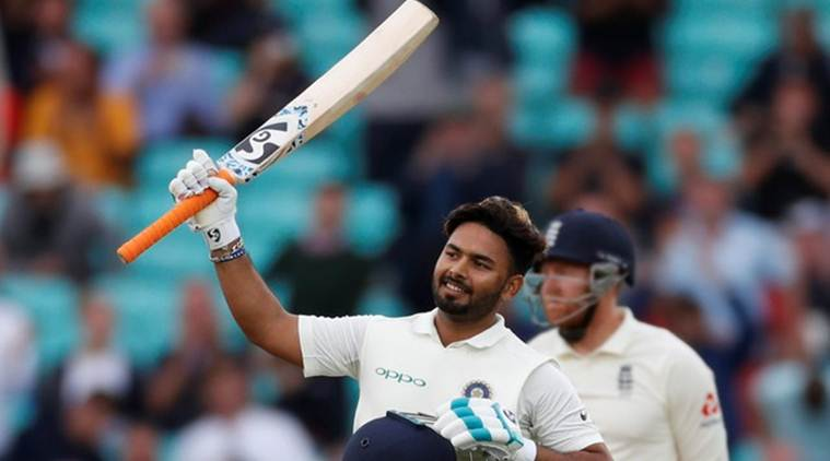 Rishabh Pant gets a chance to show his mettle in ODIs (Image: The Indian Express)