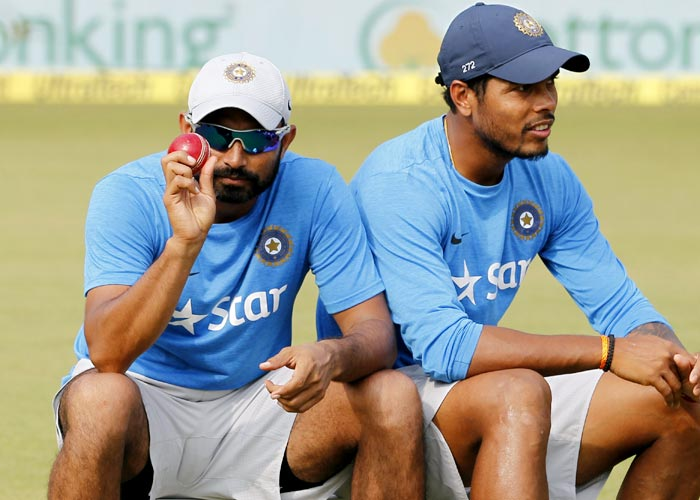 With several quality fast bowling options, Shami and Umesh face interesting times ahaead (Image; rediff.com)