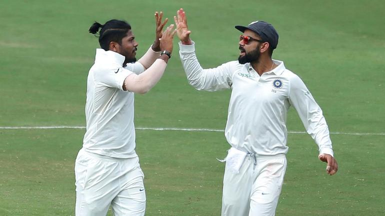 For the first time in his Career, Umesh Yadav has picked 10 wickets in a match (Image: India Today)