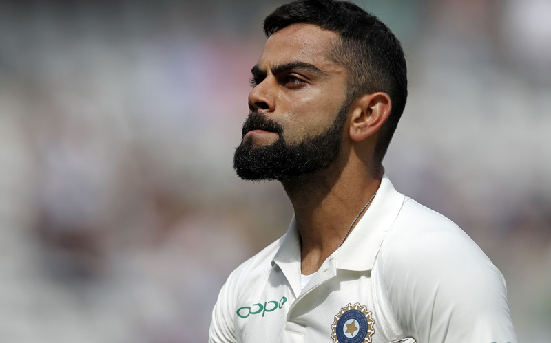 Coming into the series, Virat had to take some tough calls (Image: Free Press Journal)