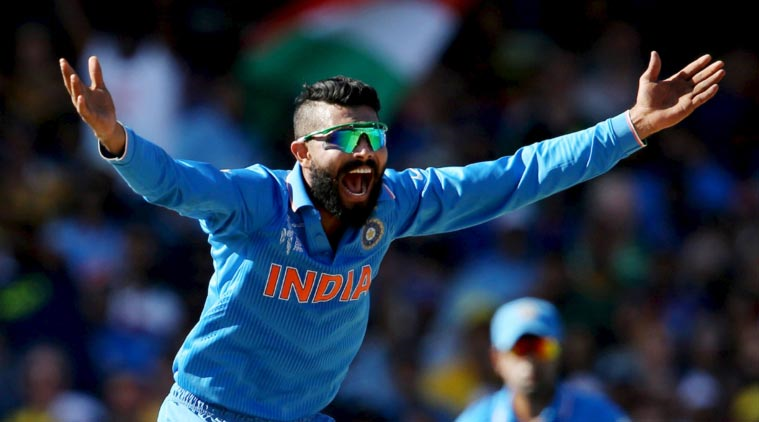 Ravindra Jadeja can be vital cog in India's ODI plan (Image: Indian Express)