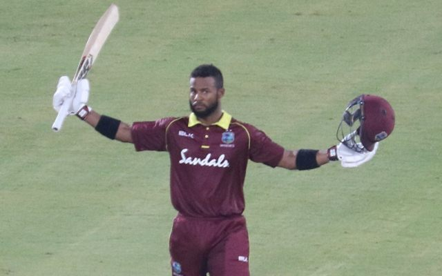 Shai Hope's T20 form is impressive
