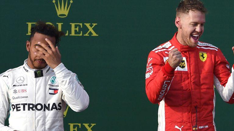 Formula 1: Heartbreak in 2018 1