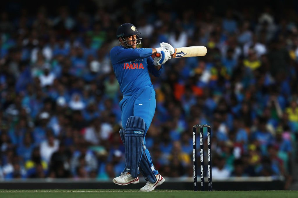 What's MS Dhoni's Role In This Indian ODI Team? 10