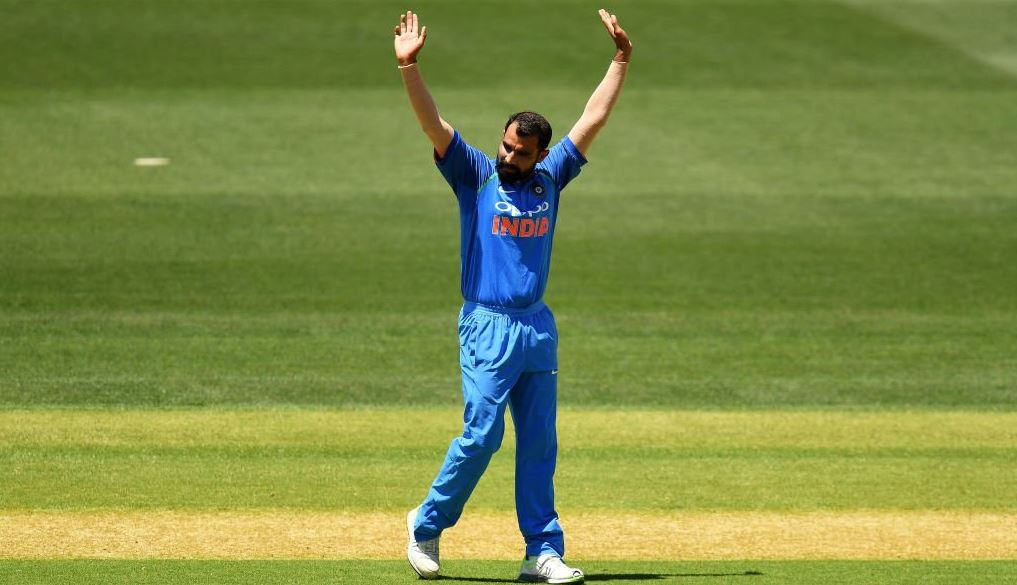 Indian pacer Mohammed Shami has been instrumental in recent ODI outings. (Image: Twitter @BCCI).