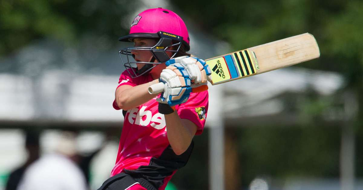 Ellyse Perry WBBL