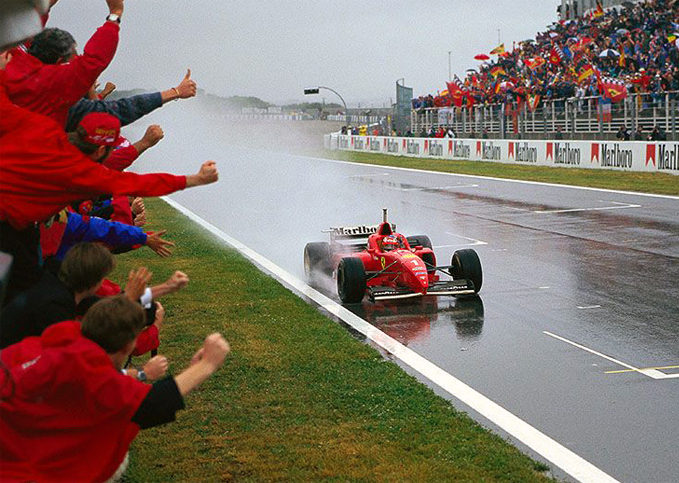 Tribute to My folks Michael Schumacher
