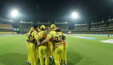 Chennai Super Kings spinners