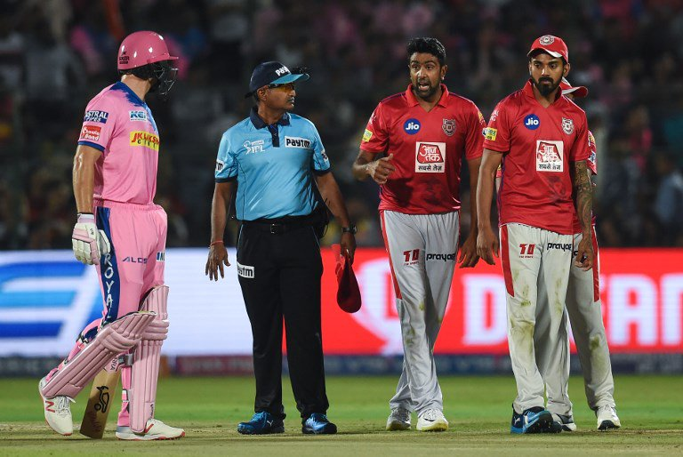 What is Mankading Rule