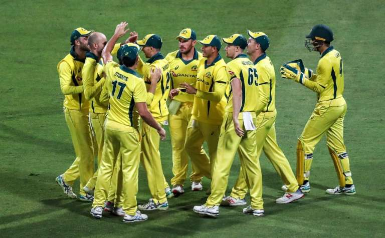 australia squad for world cup 2019