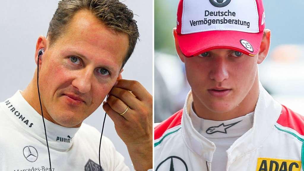 Mick Schumacher vs Michael Schumacher