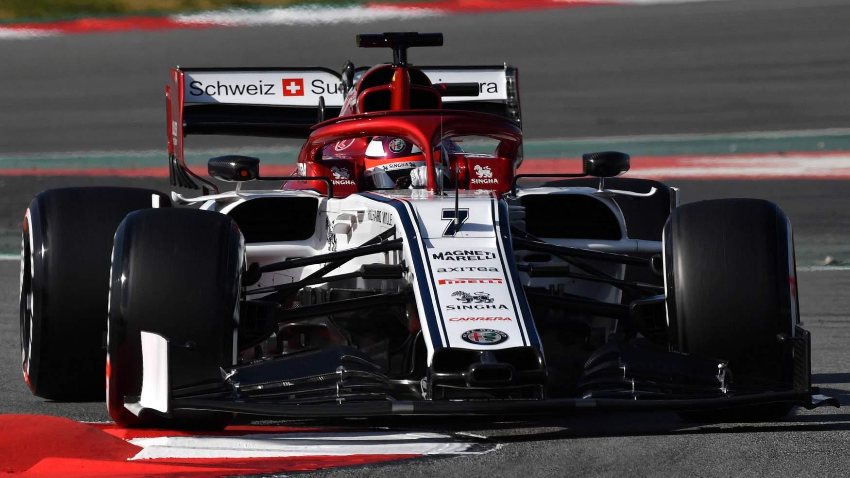 Botas wins 2019 Australian GP