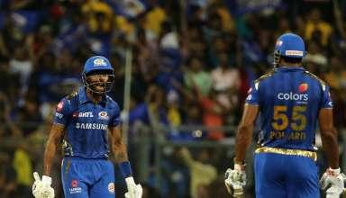 Pandya IPL 2019