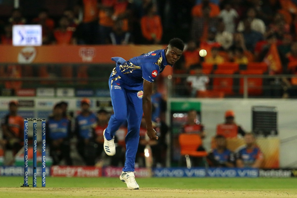 Alzarri Joseph: 'The Rising Star' From West Indies Lights Up IPL 2019 2