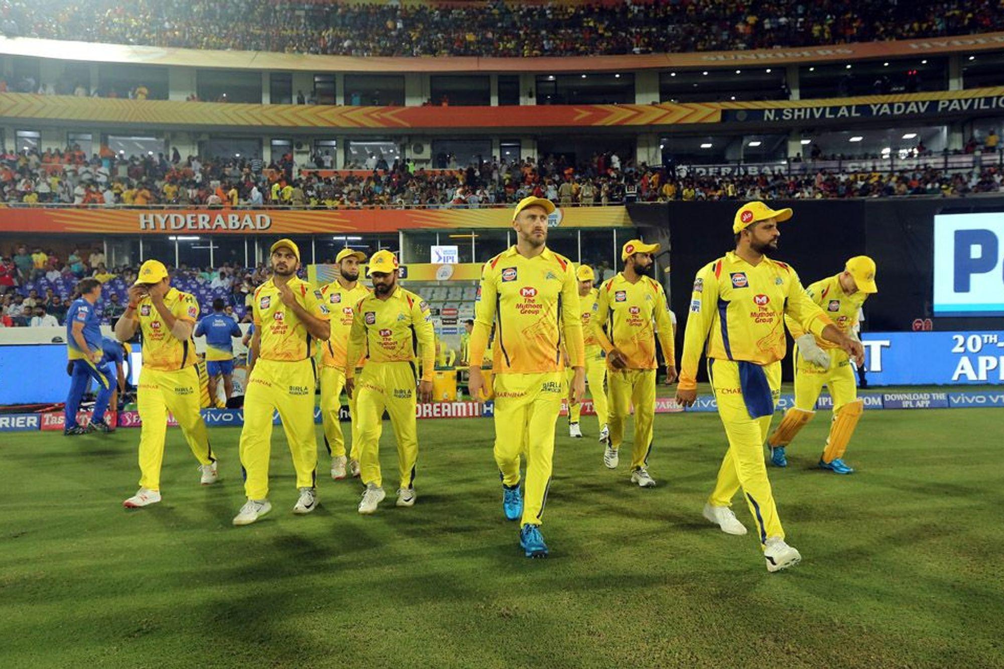 IPL 2019 Playoff